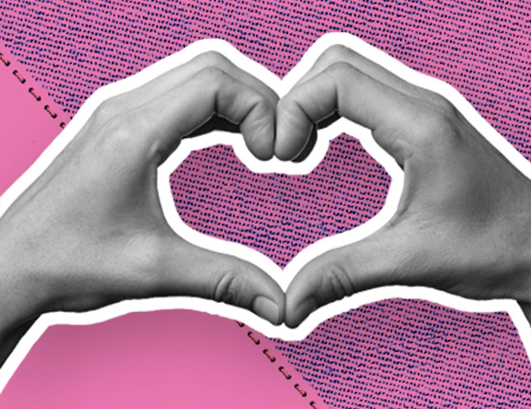 Songfinch Heart Hands