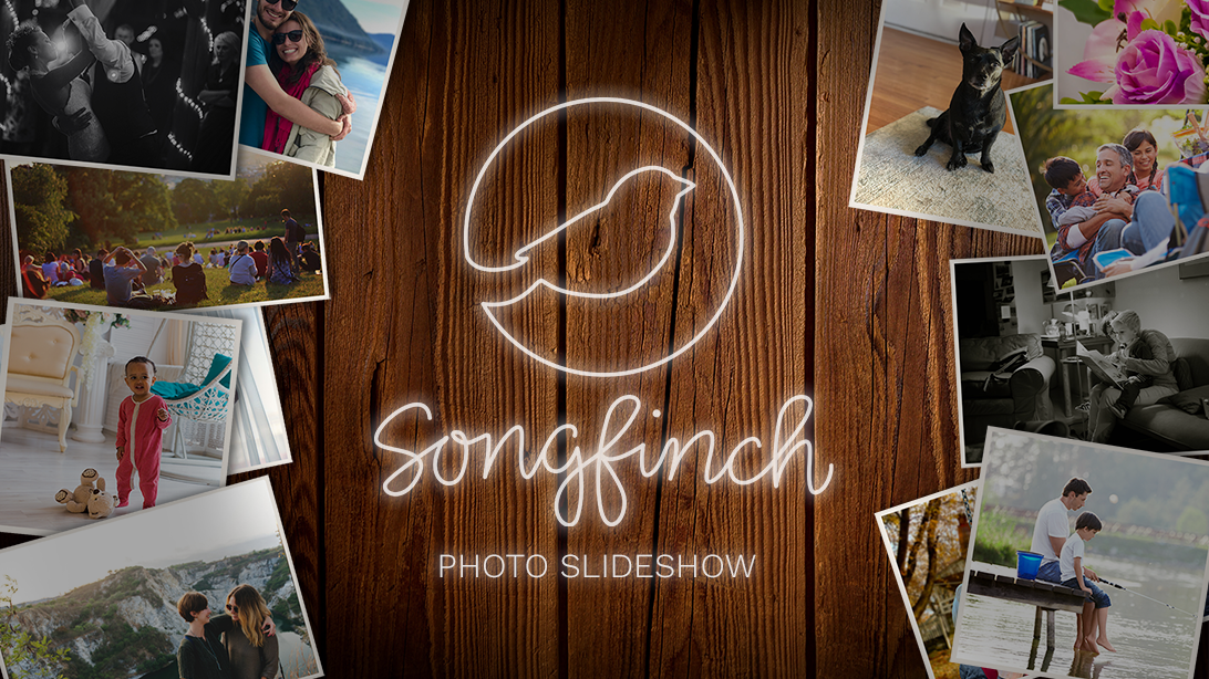 Songfinch-Personalized-Photo-Slideshow