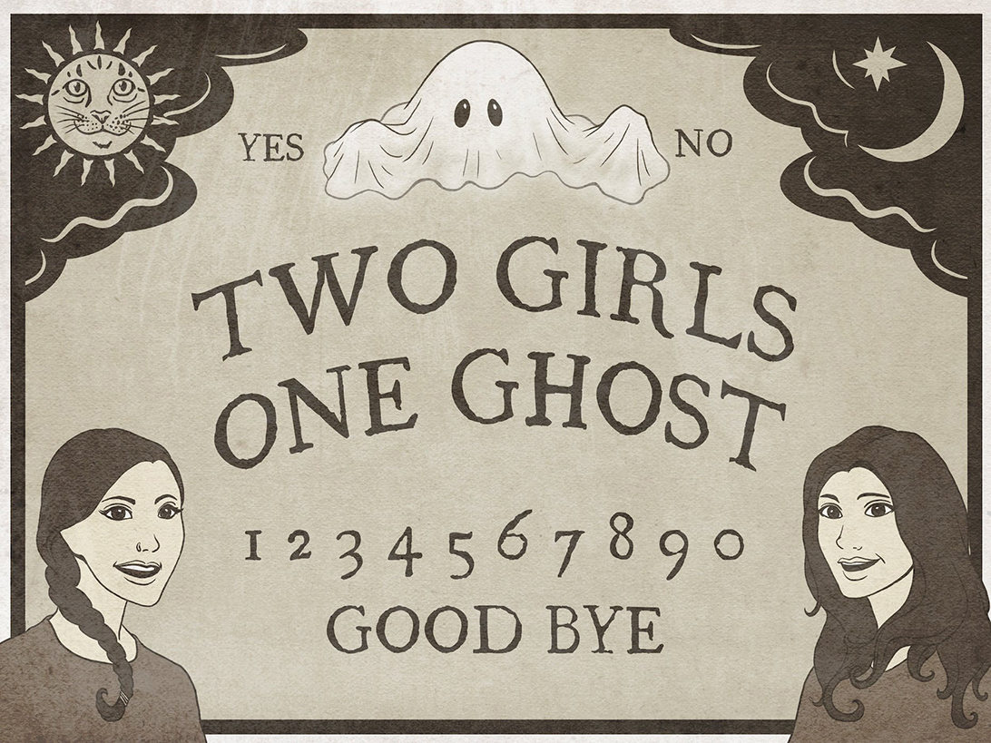 Two Girls One Ghost Songfinch